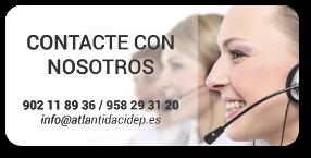 Contacta con nosotros: 958 29 31 20